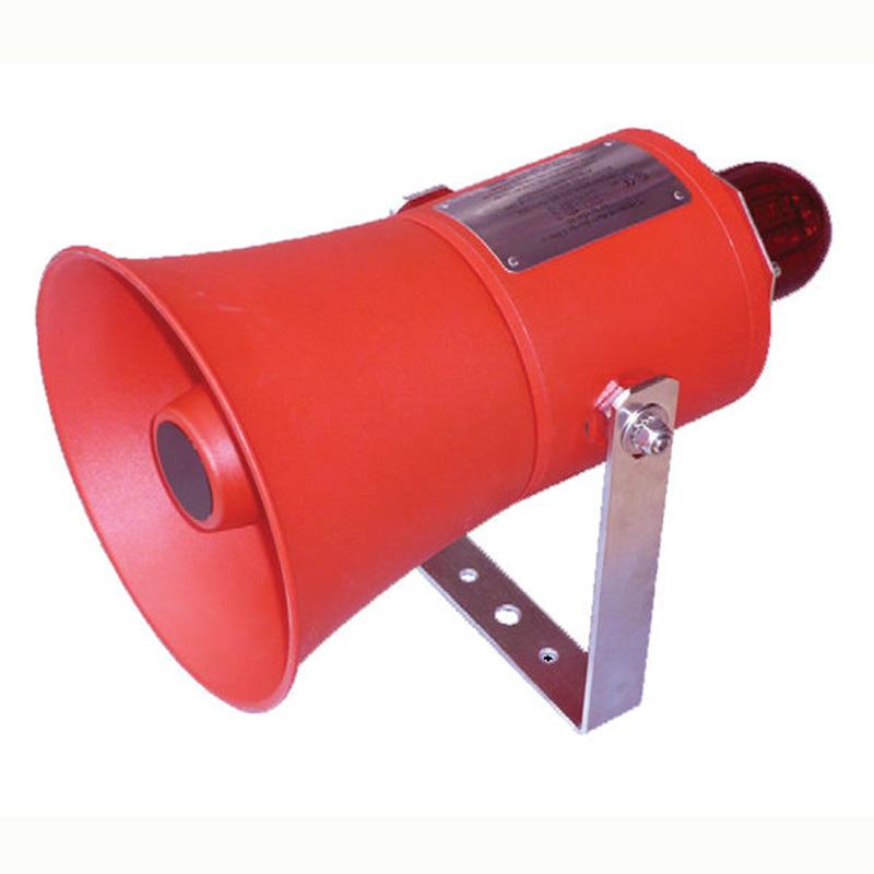 BEx(D)CS 110-05D Sirena acústica y luz parpadeante