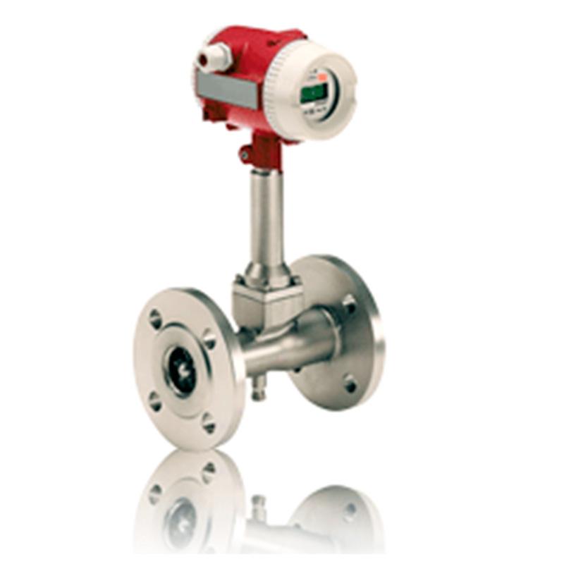 Flowdrall D430/450 Medidor de remolino compacto o separado en versión de brida (Vortex).
