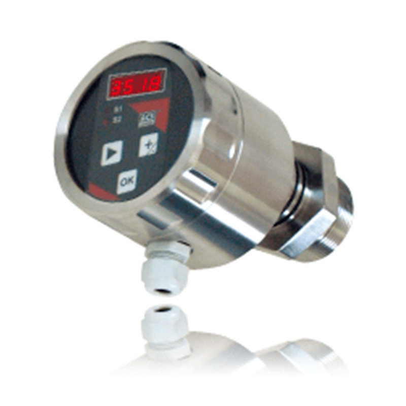 Precont® D40 Con membrana de cerámica capacitiva y nivelada para aplicaciones alimentarias