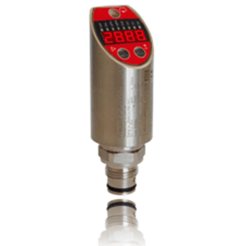 Precont® PS4SM Presostato digital con membrana metal