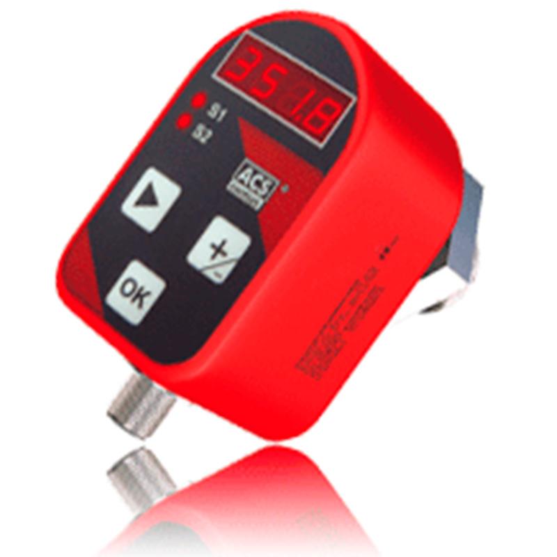 Precont® S20. Sensor de película fina o polisilicio con diafragma de metal