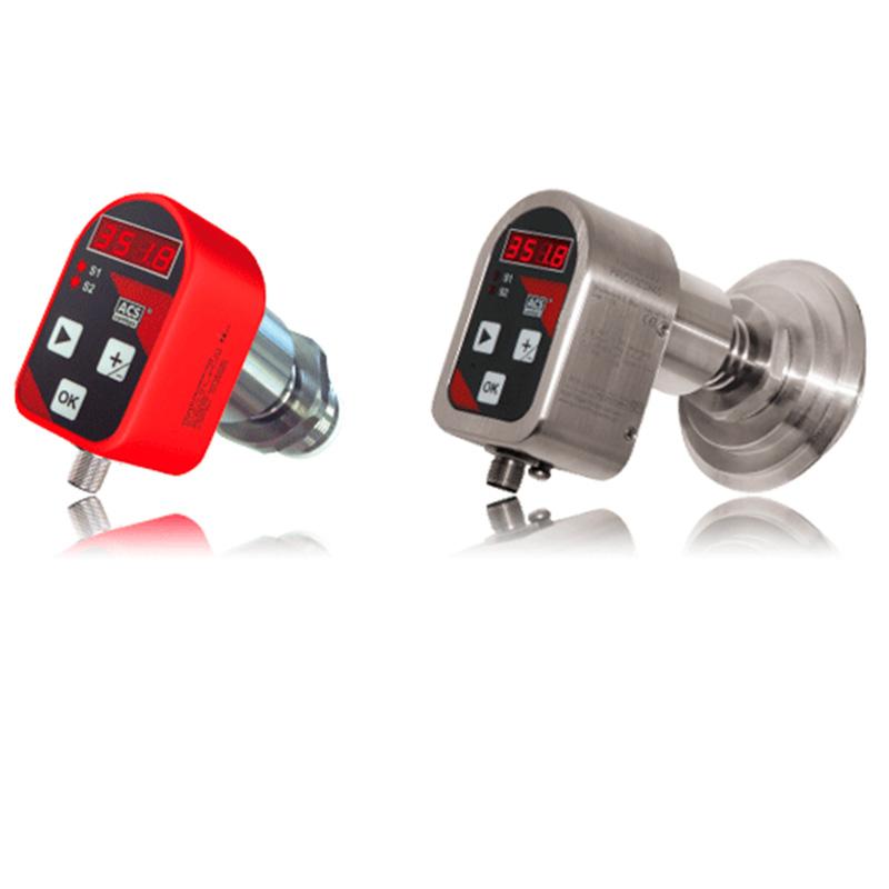 Precont® S30 Con conexión de proceso EHEDG para aplicaciones higiénicas
